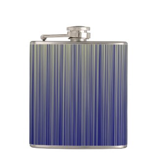 Navy and Yellow Unite Flasks