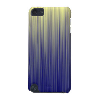 Navy and Yellow Unite iPod Touch 5G Case