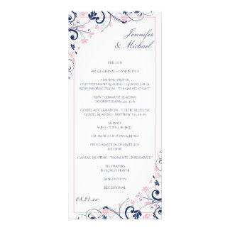 Navy + *ANY COLOR* Chic Bouquet Tall Program