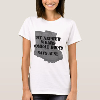 Navy Aunt CB Nephew T-Shirt