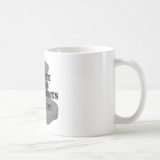 Navy Aunt CB Niece Coffee Mug