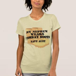 Navy Aunt DCB Nephew T-Shirt
