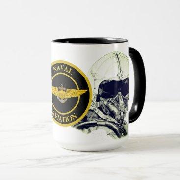Navy Aviation Mug
