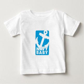 Navy baby baby T-Shirt