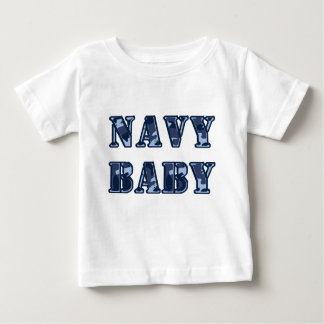 Navy Baby T-shirts