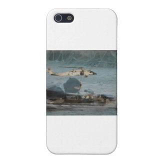 Navy Blackhawk Operations iPhone SE/5/5s Case