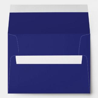 Navy Blue A7 Envelope