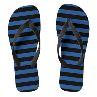 Navy Blue and Black Stripes   DIY Color