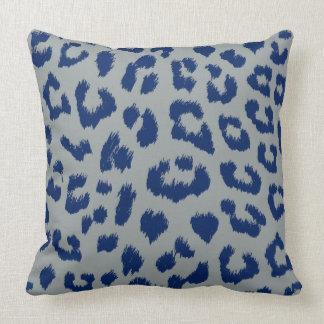 Navy Blue And Grey Pillows - Decorative & Throw Pillows Zazzle