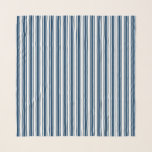 """Navy blue and white candy stripes scarf<br><div class=""""desc"""">Navy blue and white candy stripes</div>"""