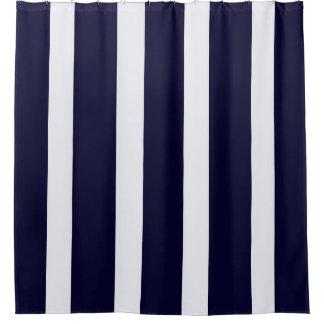 Navy Shower Curtains Zazzle