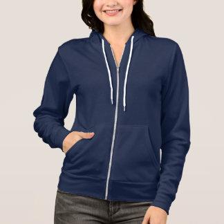 Navy Blue :  Apparel Flex Fleece Zip Hoodie