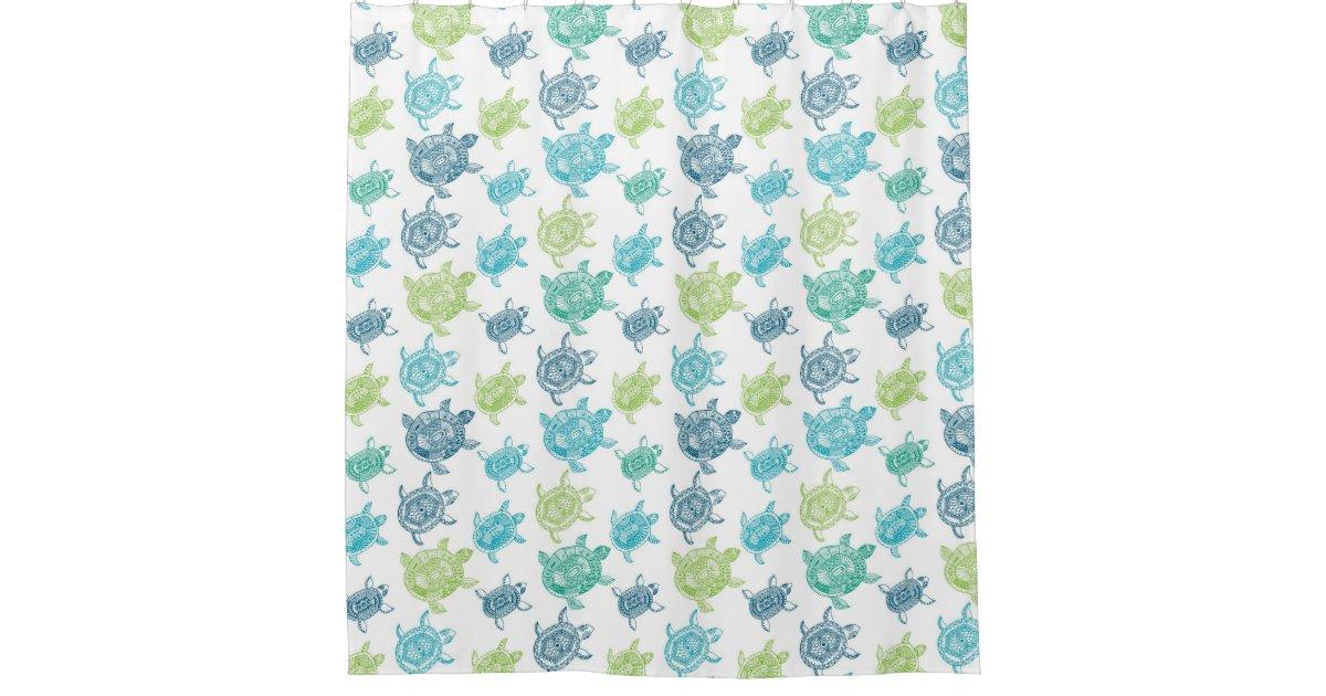 Aqua Blue And Lime Green Curtains Curtain Menzilperde Net