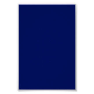 Navy Blue Background on a Poster