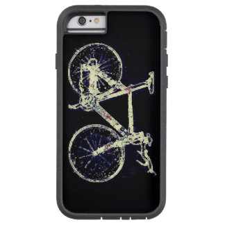 Navy Blue Bicycle iPhone 6 Case