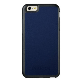 Navy Blue Bumpy Pattern OtterBox iPhone 6/6s Plus Case