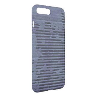 navy blue cardboard iPhone 7 plus case