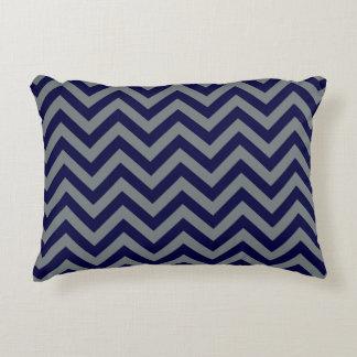 Large Throw Pillow Patterns : Blue Grey Pillows - Decorative & Throw Pillows Zazzle