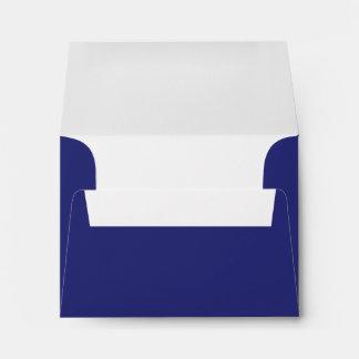 Navy Blue Envelope