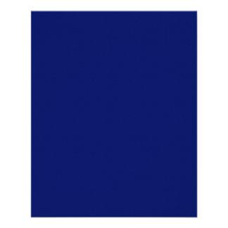 Navy Blue Flyer
