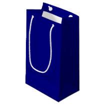 Navy Blue Gift Bag