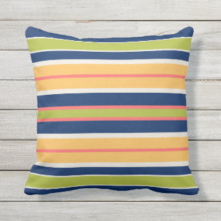 Blue Green Orange Throw Pillows : Navy Blue And Orange Pillows - Decorative & Throw Pillows Zazzle