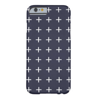 Navy Blue iPhone 6 Cases - Scandi Chic