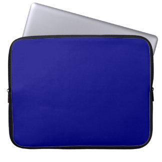 Navy Blue Laptop Sleeve