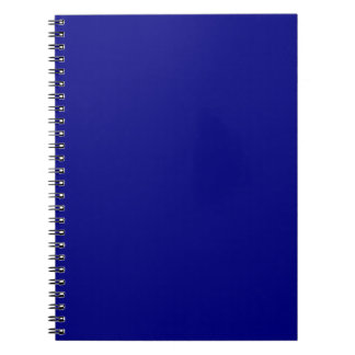Navy Blue Note Book