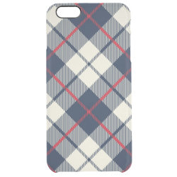 Uncommon iPhone 6 Plus Clearly™ Deflector Case with Basset Hound Phone Cases design