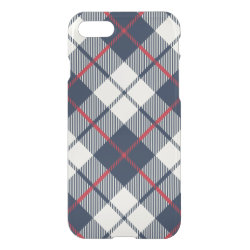 Uncommon iPhone 7 Clearly™ Deflector Case with German Shorthaired Phone Cases design