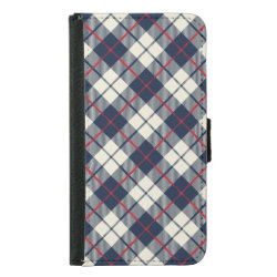 Galaxy S5 Wallet Case with Brittany Spaniel Phone Cases design