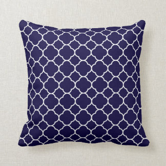 Quatrefoil Pillows - Decorative & Throw Pillows Zazzle