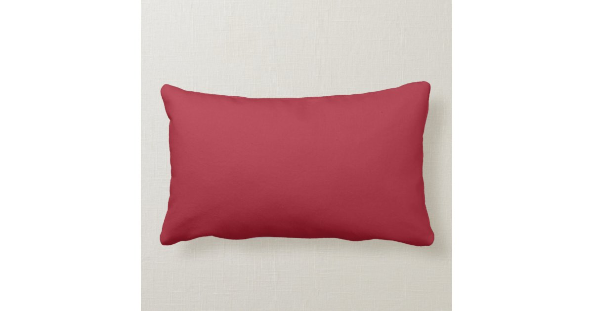 Navy Blue Red Nautical Throw Pillow Anchor Zazzle