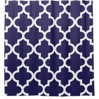 Navy Blue Shower Curtains | Zazzle