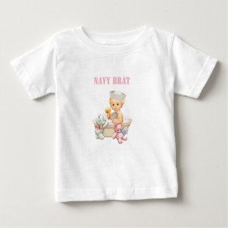 Navy Brat Infant Shirt