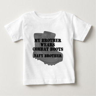 Navy Brother CB Baby T-Shirt