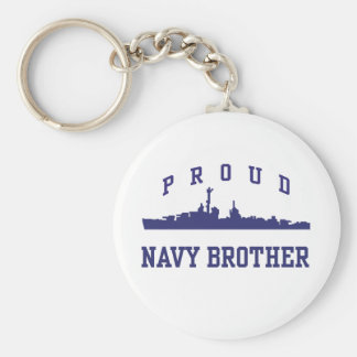 Navy Brother Key Chains