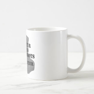 Navy Brother Sister CB Coffee Mug