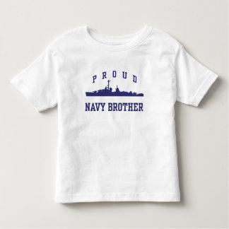 Navy Brother Toddler T-shirt
