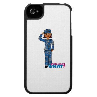 Navy Camo Dark iPhone 4 Cases