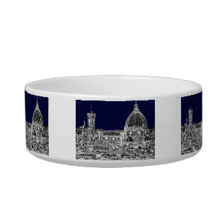 Navy cathedral Florence Bowl