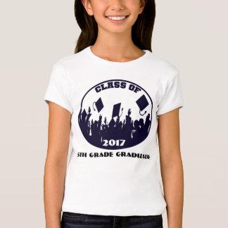 Navy Class of 2017  8th grade 2013 Grad T-Shirt