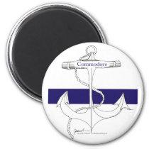 navy commodore, tony fernandes magnet