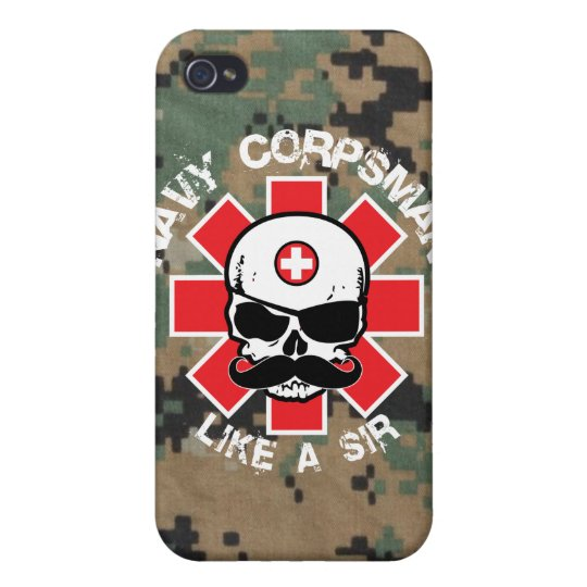 navy corpsman iphone