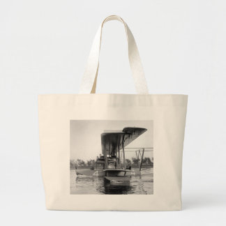 Navy Curtiss NC-4 Flying Boat, 1918 Tote Bag