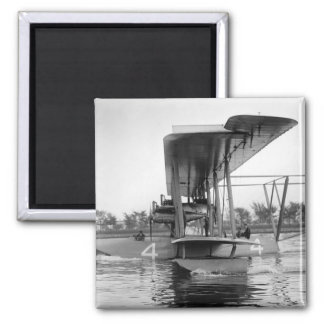 Navy Curtiss NC-4 Flying Boat, 1918 Magnet