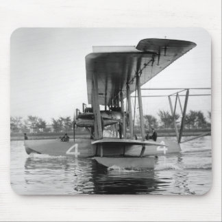 Navy Curtiss NC-4 Flying Boat, 1918 Mouse Pad