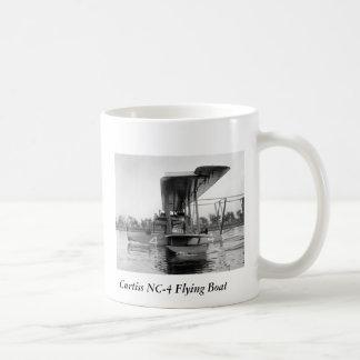 Navy Curtiss NC-4 Flying Boat, 1918 Classic White Coffee Mug