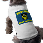 Navy Dog Doggie T-shirt